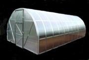 Теплица из поликарбоната Чебоксары производство Теплицино