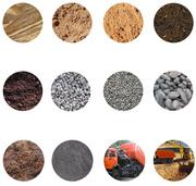 Предлагаем грунт плодородный,  растительный грунт,  разный песок.