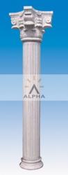 Разнообразия мраморных колонн для сада